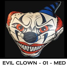 EVIL CLOWN - 01 - MED
