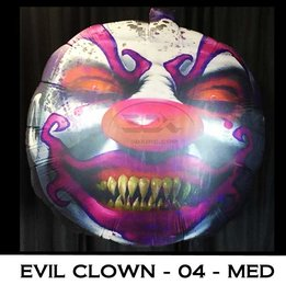 EVIL CLOWN - 04 - MED