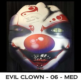 EVIL CLOWN - 06 - MED