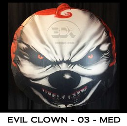 EVIL CLOWN - 03 - MED