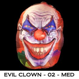 EVIL CLOWN - 02 - MED